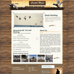 Coastal Wings Hunting Service