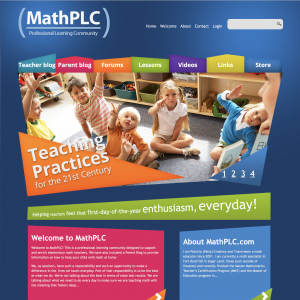 Community Website for Teachers