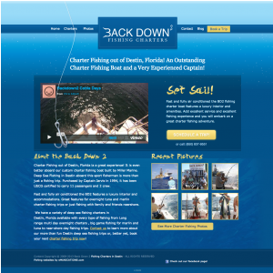 Back Down Fishing Charters