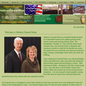Addison Funeral Home