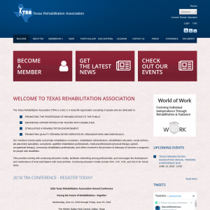 Texas Rehabilitation Association